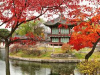 Palace Seoul South Korea