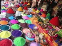 Articles for the holi Indian festival
