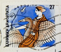 Stamp fom Greece