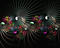 Masterpiece fractal arts
