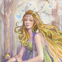 Celtic Forest Fairy