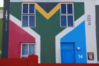 House from a proud South African