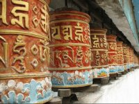 Prayer Wheels  Gangtok  Sikkim