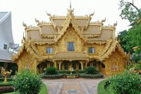 Temple in Chiang Rai