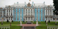 Catherine the Great 's Palace  St. Petersburg