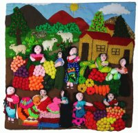 Peruvian folk art