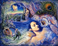 The fabulous world by Josephine Wall