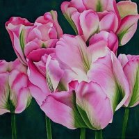 PaintingTulipa