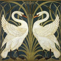Vintage art by Walter Crane