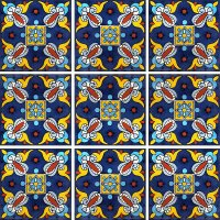 Talavera Tiles  Mexico
