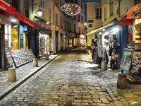CALLE NORVINS, PARIS