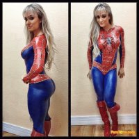 Mujer Araña - Spider Woman