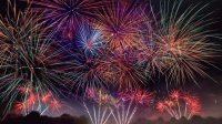feux d 'artifice