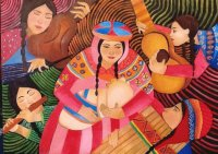 Peruvian Music by Fanny Zorzet