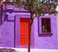 Purple House Barcelona
