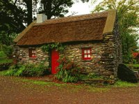 Irish Stone Cottage