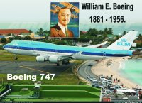 WILLIAM E. BOEING.