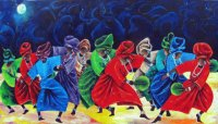 Angelic Dance by Chidi Okoye