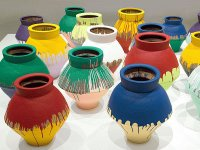 Wei Wei Vases by Maximo Caminero