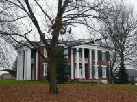 Cheairs Mansion, Spring Hill, TN