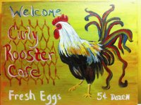 Curly Rooster Cafe
