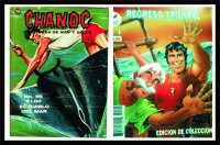 CHANOC, COMIC MEXICANO.