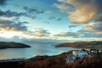 Morar highlands Scotland