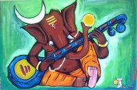 Ganesha in mood