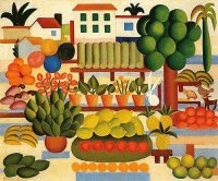 Market by Tarsila do Amaral