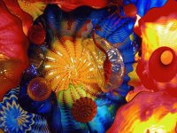 Chihuly Glass art by Dale