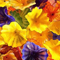 Chihuly Glass by Dale