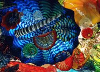 Chihuly  Sealife art by Dale