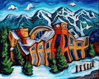 Whistler Brewhouse by Laura Zerebeski
