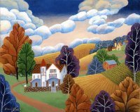Countryside by Ellen Eilers
