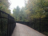 Burlington Vermont Bike Trail