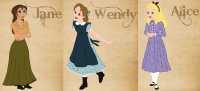 Jane Wendy Alice