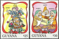 Stamps from Guyana