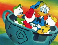 Donald Duck and Nephews