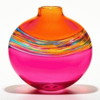Colored Vase