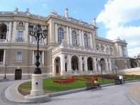 Odessa National Academic Theater of Opera and Ball