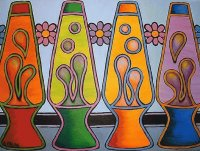 Lava Lamps by Lindi Levison