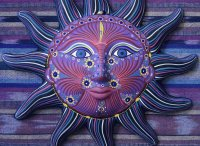 Mexican Sun fantasy by Sharon Hudson