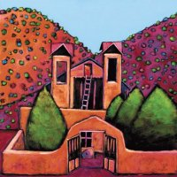 Santuario by Jonathan Harris  New Mexico