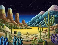Arizona Desert by Andy Russell