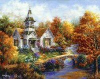 House in the Forest by Nicky Boehme