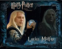 Harry Potter. Lucius Malfoy
