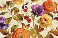Decoupage Flowers