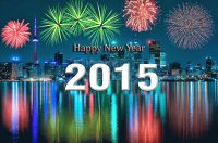 Happy New Year 2015 !