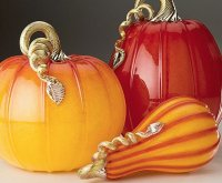 Glass Pumpkin 's