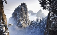 Huangshan Mountains - China